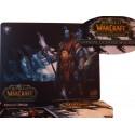 Tapis de Souris WOW Warcraft Draenei illustration Officielle Blizzard Entertainment Haute Qualité