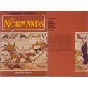 Livre pour enfants : Comment Vivaient les Normands Documentaire Enfant Historique illustré