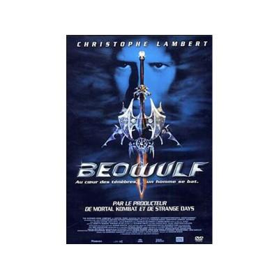 BeoWulf DVD Film Graham Baker Christophe Lambert Rhona Mitra Oliver Cotton