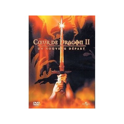 Coeur de Dragon II DVD Film Rob Cohen Dennis Quaid David Thewlis Sean Connery