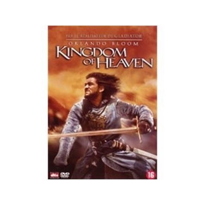 Kingdom of Heaven DVD Film Ridley Scott Orlando Bloom Liam Neeson