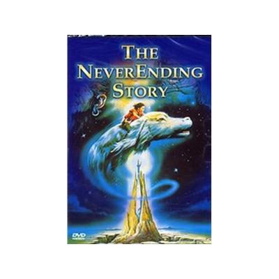The Never Ending Story DVD Film Fantasy Histoire Sans Fin Wolfgang Petersen