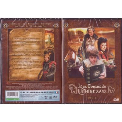 Les Contes de l'Histoire Sans Fin Volume 1 DVD Vidéo Série Fantasy