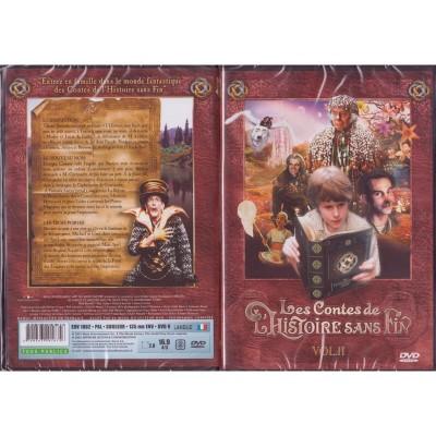 Les Contes de l'Histoire Sans Fin Volume 2 DVD Vidéo Série Fantasy