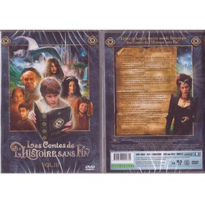 Les Contes de l'Histoire Sans Fin Volume 3 DVD Vidéo Série Fantasy