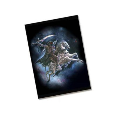 Poster HorseMan Alchemy Gothic Posters Papier le Cavalier de l'Apocalypse