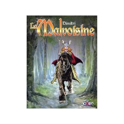 BD La Malvoisine Tome 1 Le Roman de Renart Bande Dessinée Fantasy Grivoise