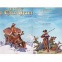 BD Le Chant d'Excalibur Tome 4 Bande Dessinée La Colère de Merlin