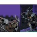 WARLORD KABUR Figurine Articulée Statuette ULTIMA ONLINE Guerrier d'Élite Mutant