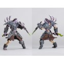 SKEEVE SORROWBLADE Figurine Undead Rogue Warcraft Mort Vivant Articulée WOW