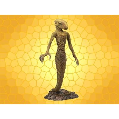 Figurine Mère de Grendel Beowulf Statuette Articulée Sorcière Créature du Lac