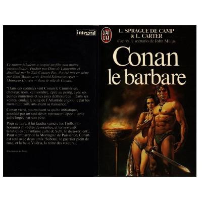 Conan le Barbare Roman Heroic Fantasy de Robert E Howard