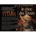 Le Choc des Titans Roman Fantasy Péplum Mythologie de Allan Dean FOSTER