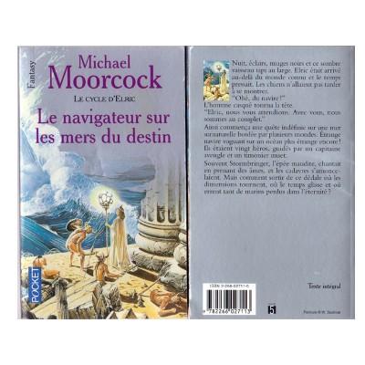Le Navigateur sur les Mers du Destin Roman Heroic Fantasy de Michael Moorcock