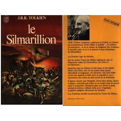 Le SILMARILLION Roman Fantasy de J.R.R TOLKIEN
