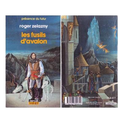 Les fusils d'Avalon Roman Fantasy Science Fiction de Roger ZELAZNY