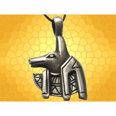 Pendentif Égyptien Anubis Dieu Chacal Collier Egypte Antiquité Mythologie