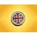 Pin's Maçonnique Croix de St-Jean de Jérusalem