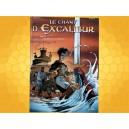Bande Dessinée Le chant d'Excalibur Tome 1 Le Réveil de Merlin