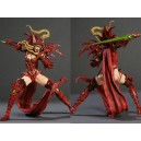VALEERA SANGUINAR Elfe de Sang Figurine articulée Blood Elf Rogue