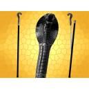 Canne Épée Cobra Cannes de Marche Fantasy Serpents SteamPunk Cane Sword