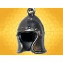 Porte Clés Médiéval Casque Barbute Porte-Clef Soldat Moyen Age