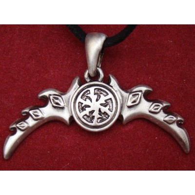 Pendentif Demon Hunter Weapon Warcraft WOW Arme d'illidan Warglaive of Azzinoth