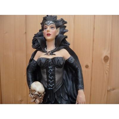 Bougeoir Gothique Envoutement de MARGAUX Figurine Gothique Sexy et Macabre