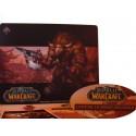 Tapis Souris WOW Warcraft Tauren Official Blizzard Haute Qualité