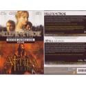 ATTILA LE HUN et HELENE DE TROIE DVD Double Deux Films Antiquité Peplum