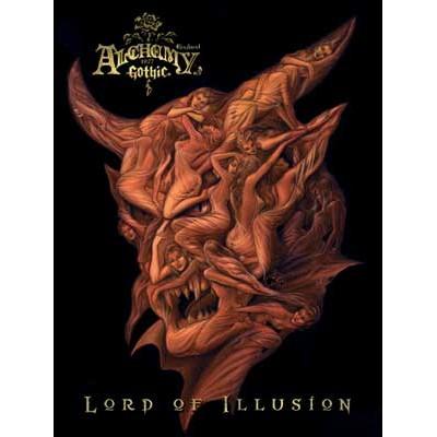 Poster Lord of Illusion Alchemy Gothic Posters Papier Démon ou Belles Alanguies