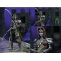 CAPTAIN DASHA Figurine Articulée Statuette ULTIMA ONLINE Combattante Mutante