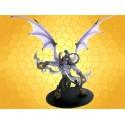 ILLIDAN STORMRAGE Demon Form Figurine WARCRAFT en Boite de Luxe Night Elf WOW