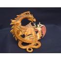 Figurine Alchemy Gothic Conjonction de Mana Parade Volante entre un Dragon et une Succube