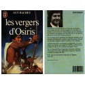LES VERGERS D'OSIRIS Roman Égypte Antique Péplum de Guy RACHET