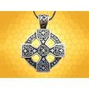 Pendentif CELTE Bijou Celtique Roue Runique Celtik Jewel