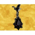 Boucle d'Oreille Morticia Stud Alchemy Gothic Bijou Fantasy Gothique