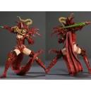 VALEERA SANGUINAR Elfe de Sang Figurine articulée Blood Elf Rogue