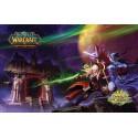 Tapis de Jeu World Of Warcraft Beyond Dark Portal pour Jeux de Cartes WOW Magic Lord of the Rings